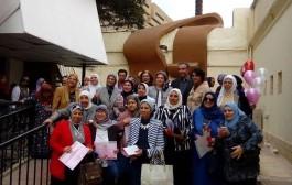 الإحتفال بعيد الأم بتكريم رائدات الكلية