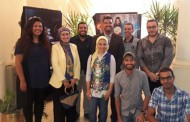 معرض مشروع طلاب قسم السينما…بمكتبة القاهرة الكبرى