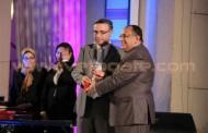 رئيس الجامعة يكرم خريجي كلية الفنون التطبيقية بدار الأوبرا المصرية