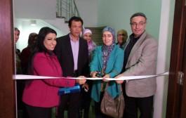 معرض أعضاء هيئة التدريس بكلية الفنون التطبيقية بنادي طلاب البحرين