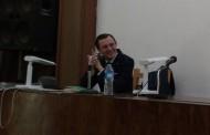ندوة فن عصر النهضه للدكتور باولو ساباتيني مدير المركز الثقافي الايطالي