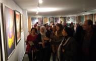 افتتاح معرض ( في حب مصر )
