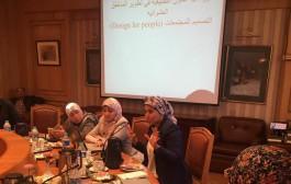مشاركة الفنون التطبيقية في مبادرة جامعة حلوان لتطوير العشوائيات بالتعاون مع وزارة الاسكان وتحت رعاية البنك الاهلي