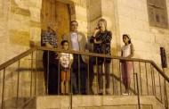 معرض ( فن جديد داخل جدران قديمة ) بمقعد السلطان قيتباي