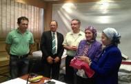تكريم مجلس كلية الفنون التطبيقية للأساتذة أ.د. سهير عثمان، أ.د. سيد قنديل