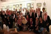 افتتاح معرض دراسات متحفية لطلاب الفرقة الاعدادي