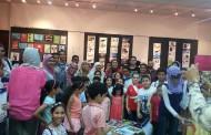 المعرض الختامي للورش الفنية والدورات الممتدة … للأطفال والطلائع والشباب