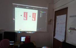 بدء فعاليات دورة motion graphics والتي تنظمها الكلية بالتعاون مع مركز تكنولوجيا المعلومات