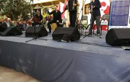 حفل فرقة الكلاك رادل النمساوية بالمسرح المكشوف بكلية الفنون التطبيقية