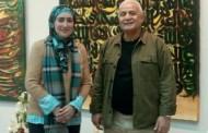 إفتتاح معرض أ.د. عبد الخالق حسين