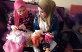 الاحتفال بيوم اليتيم بإحدى دور رعاية الأطفال الأيتام