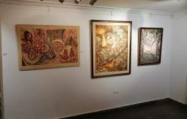 معرض ملتقى فناني الغد بمركز سعد زغلول الثقافي