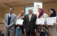 فوز طلاب قسم الإعلان في مسابقة تصميم شعار وشخصية كارتونية للهيئة القومية لسلامة الغذاء