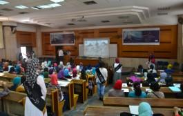 لقاء إدارة الكلية مع طلاب الفرقة الإعدادية وأسرهم