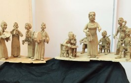 معرض الفنان الدكتور إبراهيم أحمد