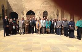 إجتماع مجلس الكلية لشهر فبراير بقصر الأمير طاز
