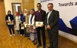 تكريم اتحاد الصناعات المصرية للطلاب الفائزين في مسابقة ستار باك بلبنان