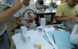 تنظيم ورشة عمل عن التصميم الصناعي لطلاب المدرسة الألمانية
