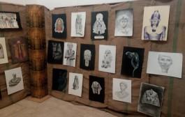 معرض دراسات متحفية لطلاب الفرقة الإعدادية 2017/ 2018