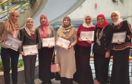 تكريم أعضاء الهيئة المعاونة المتميزين