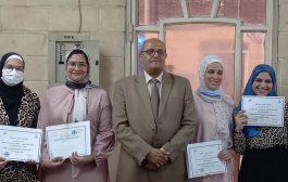 جائزة الاستاذ الدكتور جمال الأحول للتفوق العلمي لطلاب قسم المنتجات المعدنية والحلي